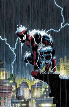Spider-Man by John Romita Jr #spiderman #jrjr #johnromitajr