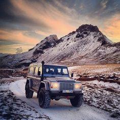 Icelandic Landy