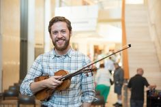 Hear a violin performance at Experience Italy.