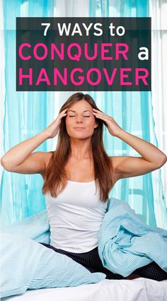 7 proven strategies for getting rid of a hangover | #ambassador