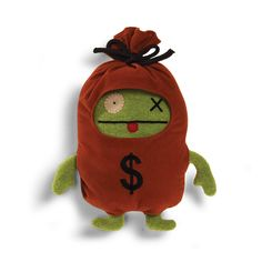 Ugly Doll Uglyverse Money Bags Ox