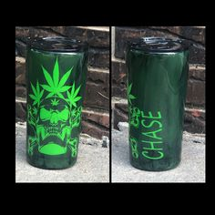 Custom Tumblers, Energy Drinks, Beverages, Skull, Leaves, Canning, Home Canning, Skulls, Conservation
