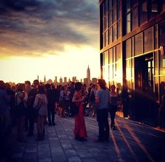 This Season's Best Rooftop Bars in NYC