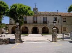 Plaza del Mayo. Ayuntamiento de Navafria