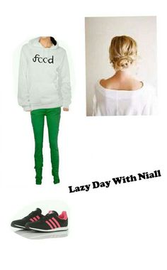 @AlyssaAlvara Lazy day with Nialler!