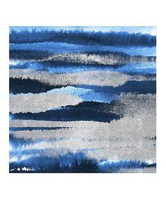 Love this Blue Summer Print on #zulily! #zulilyfinds