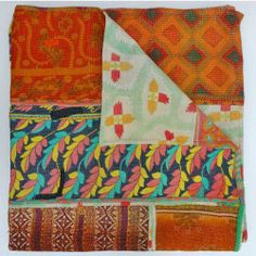 Vintage Fabrics at Luma eco textiles - crafted with care