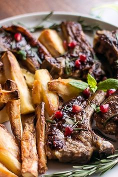 This quick and simple Brazilian lamb cutlets recipe is packed with flavour. Served with cassava chips, this dish is perfect for injecting some colour into your midweek meal repertoire.