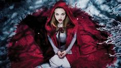 Amanda Seyfried Red Riding Hood Costume