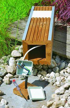 Gartenlampe aus Plexiglas | selbst.de