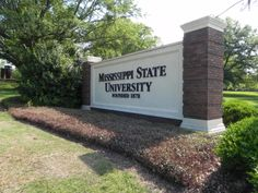 Mississippi State University in Starkville, MS
