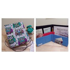 Magazine,tract and book holder, JW Jehovah's Witnesses, custom pockets and layout