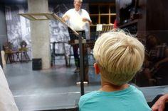 Buchdruckvorführung im Gutenberg-Museum in Mainz