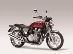 A classic bike 2013 Honda CB1100