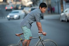 Image of Levis® Commuter Series 2013 Spring Lookbook