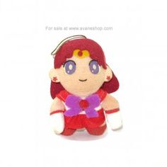 Sailor Moon Sailor Mars Mini Plush Doll for sale Sailor Moon Toys, Sailor Moon Art, Sailor Mars, Sailor Moon Merchandise, Dolls For Sale, Hang Tags, Plush Dolls, Stuffed Animals, Ufo
