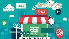 we started a online store it was purely interior service..please register in passiononlinestore.com and shopping