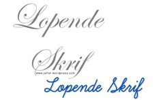 Lopende Skrif Afrikaans, Cursive, Handwriting, Like Me, Arabic Calligraphy, Letters, Calligraphy, Hand Lettering, Letter