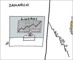 Nani Humor: SAMARCO