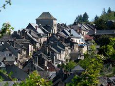 Najac, Aveyron, France