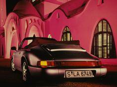 whatafuckingher: 1988–1994 Porsche 911 Carrera 4 Cabriolet (964)