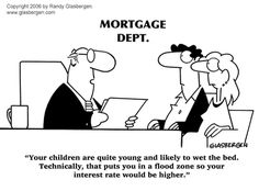 real estate cartoons   ... .Tagged: mortgage interest rates , real estate cartoons . 4 Comments