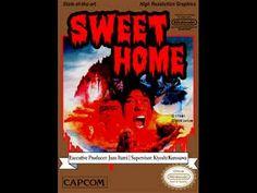 Sweet Home Nes Nintendo Entertainment system