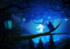 Ori and the Blind Forest fan art by RestlessComic on @DeviantArt