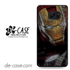 Typography Ironman DEAL-11513 Samsung Phonecase Cover For Samsung Galaxy Note 7