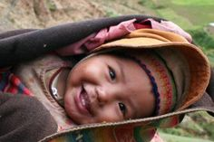 Ever thought about a child sponsorship? World Vision has a sponsorship program that helps needy children, their families and communities. I support a five year old girl from Bolivia.
