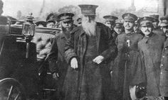Famous People - General William Booth 1829-1912 of the Salvation Army