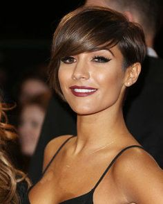 Frankie Sandford - she is adorable, and has the best short haircut ever