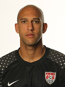 Tim Howard, the goal keeper for the U.S. national team has a neurological disorder known as Tourette's Syndrome. He experiences facial twitches, clearing of throat, and OCD.. In spite of this, he has excelled in soccer.