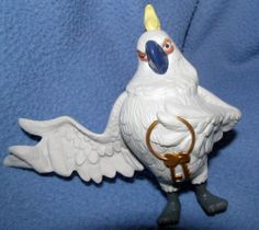 Blue Sky Studios Rio Bird McDonalds Figurine Action Figure Birthday Cake Topper | eBay
