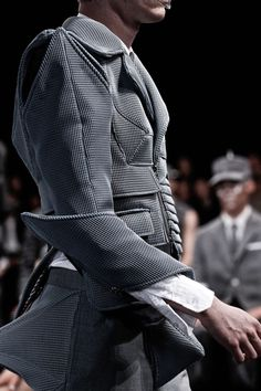 XXl Century. The Future is Now! Thom Browne SS15
