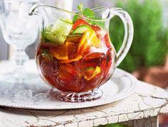 Unser beliebtes Rezept für Gurken-Frucht-Bowle und mehr als 55.000 weitere kostenlose Rezepte auf LECKER.de.
