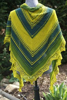 Ravelry: Project Gallery for Tuch / shawl *Tiffany* pattern by Birgit Freyer