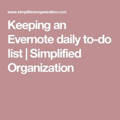 If you want to go paperless, try keeping your daily to-do list in Evernote! An Evernote daily to-do list functions as a planning tool & a journal in one. Computer Love, Computer Tips, Blog Planner, Planner Ideas, Happy Planner, Evernote, Computer Technology, Blogger Tips, Good Advice