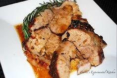 Maple Roasted Pork  (Carrie's Experimental Kitchen)