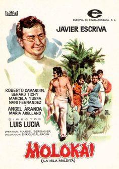 Molokai, la isla maldita (1959) de Luis Lucia - tt0053075