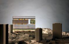 Project: RPJ Multiuso; São Paulo, Brazil; Architect: METRO with OMA