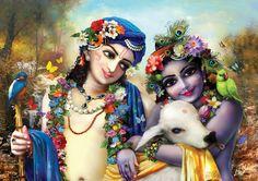 Krishna & Balaram great colours!