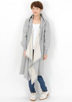 Zucca fleece jacket