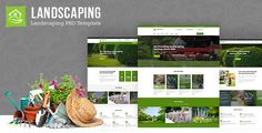 Landscaping - Gardening, Lawn & Landscape PSD Template - Business Corporate Download here : https://themeforest.net/item/landscaping-gardening-lawn-landscape-psd-template/19110701?s_rank=430&ref=Al-fatih