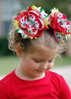 hairbowswonderworld: Hair Bow