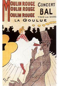 Henri Toulouse Lautrec cartel