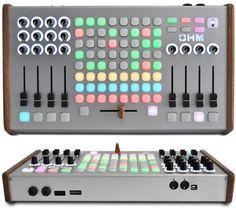 OhmRGB Midi Control Surface