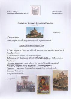 """9 maggio """" Raviole bolognesi con la mostarda """" a Porta Saragozza   Comitato per il restaturo del Portico di San Luca"""