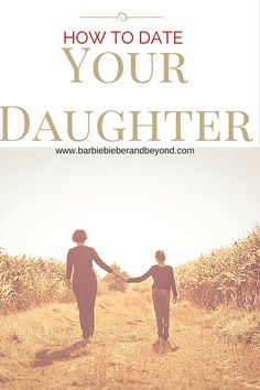 How To Date Your Daughter, some great ideas for your next 'girly' day with your daughter.