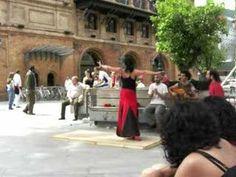 Flamenco on the Streets of Sevilla 2 - YouTube